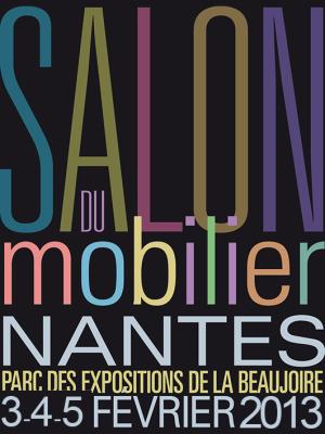 Salon du mobilier de Nantes - Février 2013