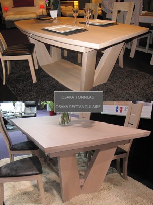 Tables OSAKA